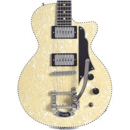 Image for Rick Vito Signature Soulshaker Electric Guitar (Ivory Pearloid) from SamAsh