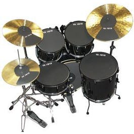 Image for Drum and Cymbal Mutes (Assorted Sizes) from SamAsh
