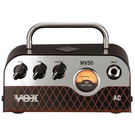Vox MV50 AC 50-Watt Hybrid Guitar Amplifier Head