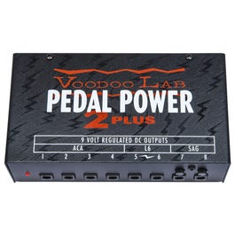 Image for Pedal Power 2 PLUS Isolated Power Supply from SamAsh