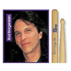 Image for SRM Rod Morgenstein Signature Hickory Wood Tip Drumsticks from SamAsh