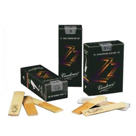 Image for ZZ Series Soprano Saxophone Reeds (Box of 10) (Assorted Strengths) from SamAsh