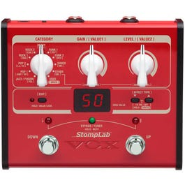 Vox StompLab 1B Bass Multi Effects Pedal