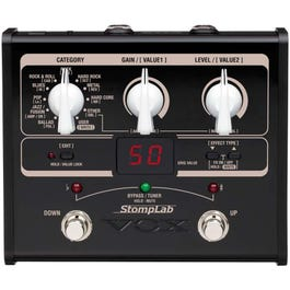 Vox StompLab 1G Guitar Multi Effects Pedal