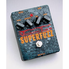 Image for Superfuzz Distortion Pedal from SamAsh