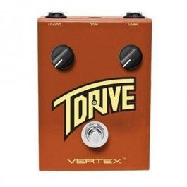 Image for T Drive Overdrive Effects Pedal from SamAsh