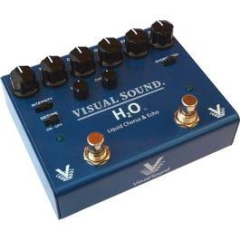 Image for V3 H2O Liquid Chorus & Echo Pedal from SamAsh