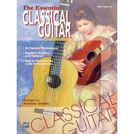 Alfred Essential Classical Guitar Collection (TAB)