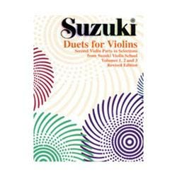 Image for Suzuki Duets for Violins from SamAsh