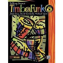Alfred Garibaldi -TimbaFunk -Book & CD