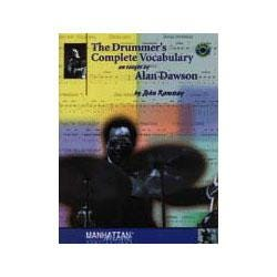 Image for Drummer's Complete Vocabulary Book & Cd from SamAsh