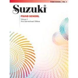 Image for Suzuki Piano School New International Edition Piano Book