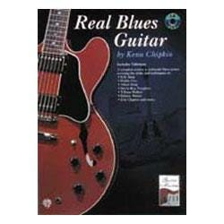 Image for Real Blues Guitar by Kenn Chipkin Book & CD from SamAsh