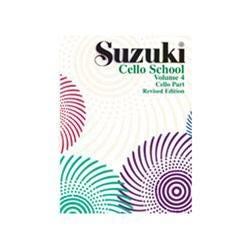 Image for Suzuki Cello School Volume 4 from SamAsh
