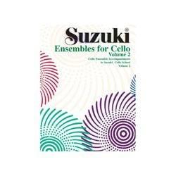 Image for Suzuki Ensembles for Cello Volume 2 from SamAsh