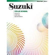 Alfred Suzuki Cello School Cello Part, Volume 8 (Revised)