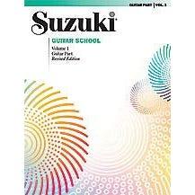Alfred Suzuki Guitar School Guitar Part, Volume 1 (Revised)
