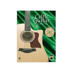 Image for Celtic Guitar Book & CD from SamAsh