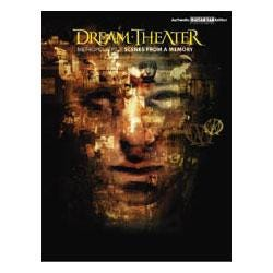 Image for Dream Theater - Metropolis Pt 2 Scenes from a Memory Book from SamAsh