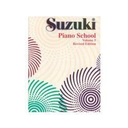 Image for Suzuki Piano School Volume 5 Revised Edition from SamAsh