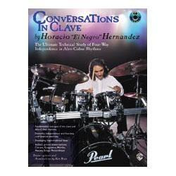 "Image for Conversations In Clave - Horatio ""El Negro"" Hernandez from SamAsh"
