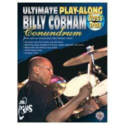 Image for Ultimate Billy Cobham Conundrum Play-Along Bass w/ CD from SamAsh