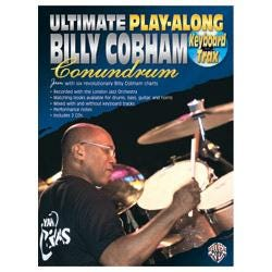 Image for Ultimate Billy Cobham Conundrum Play-Along Keyboard w/ CD from SamAsh