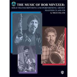 Image for The Music of Bob Mintzer from SamAsh