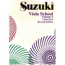 Image for Suzuki Viola School Volume 6 from SamAsh