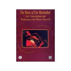 Image for The Music Of Eric Marienthal Book & CD from SamAsh