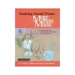 Image for Studying Suzuki Piano: More Than Music from SamAsh