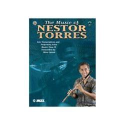 Image for The Music of Nestor Torres Book & CD (Flute) from SamAsh