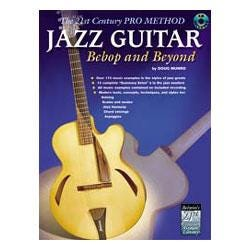 Image for The 21st Century Pro Method: Jazz Guitar - Bebop and Beyond Book & CD from SamAsh