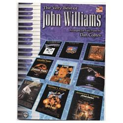 Image for The Very Best of John Williams (Easy Piano) from SamAsh