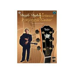 Image for Doyle Dykes Virtuoso Fingerstyle Guitar Book & CD from SamAsh