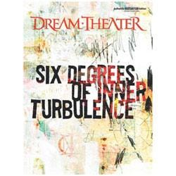 Image for Dream Theater Six Degrees of Inner Turbulence (TAB) from SamAsh