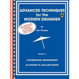Alfred Advanced Techniques for the Modern Drummer-Drumset Book & 2 CDs