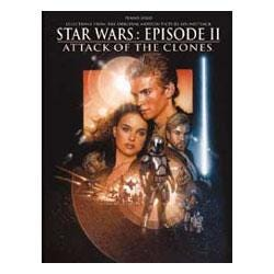 Image for Star Wars Episode II Attack Of The Clones-Piano Solo Songbook from SamAsh