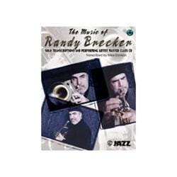 Image for The Music Of Randy Brecker Book & CD from SamAsh