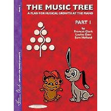 Alfred Clark -The Music Tree: Part 1 Piano