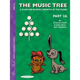 Alfred The Music Tree Student Book Part 2A (Piano)