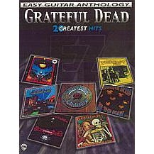 Image for Greatful Dead Easy Guitar Anthology from SamAsh