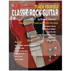 Image for Teach Yourself Classic Rook Guitar Book & CD from SamAsh