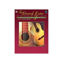 Image for Classical Guitar Anthology Book & CD (TAB) from SamAsh