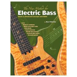 Image for New Method For Electric Bass Book 2 from SamAsh
