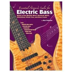 WB Essential Advanced Scales For Electric Bass