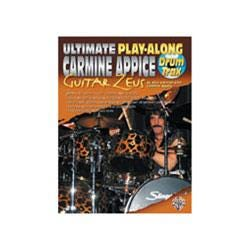 Image for Ultimate Play-along with Carmine Appice Drum Trax with CD  from SamAsh