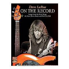 Image for Dave Larue On The Record from SamAsh