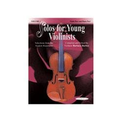 Image for Solos for Young Violinists from SamAsh