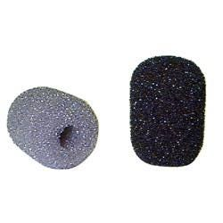 Image for W1100 Black Lavalier Windscreen from SamAsh